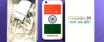 Ex Director of Freedom 251 booked for fraud