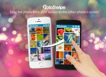 FotoSwipe- Share Photos Easily by Simple Swipe