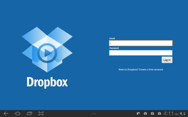 Dropbox-clause
