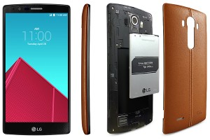 Crafted in its own perfection LG G4