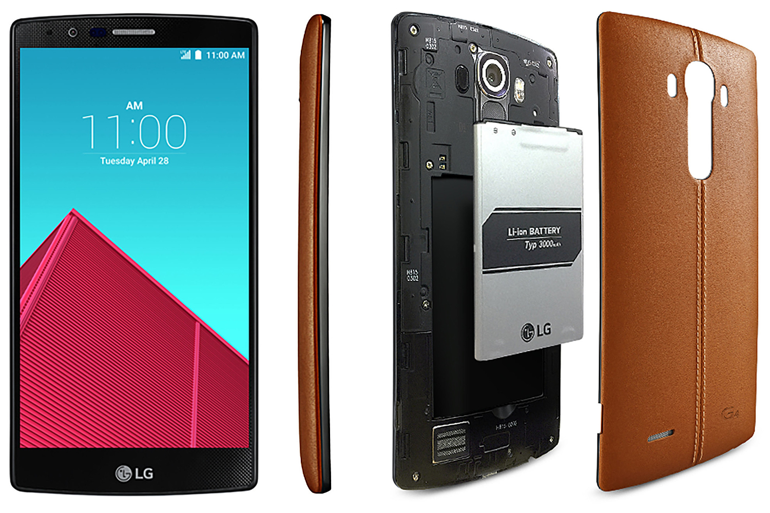 A sneak peek into the LG G4
