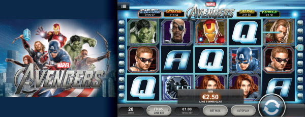playtech_the_avengers_slot_screenshot