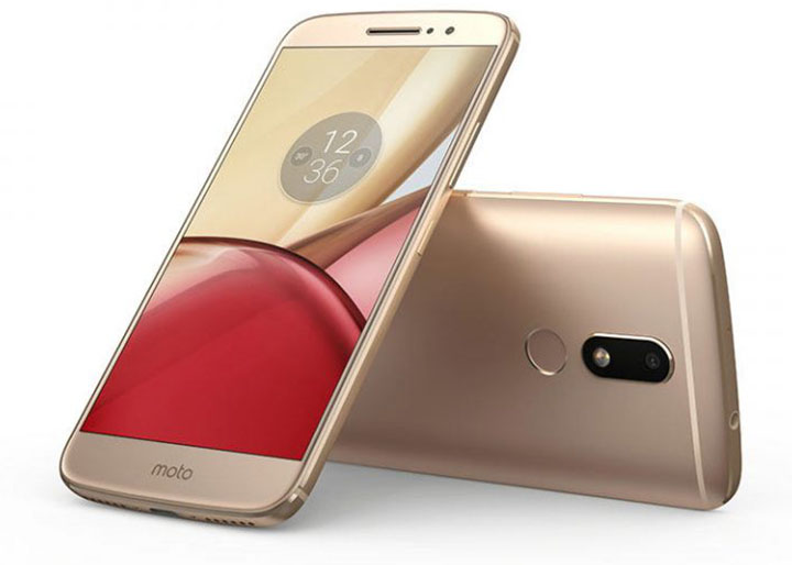Lenovo Plans it Big with Motorola Moto M Launch in India