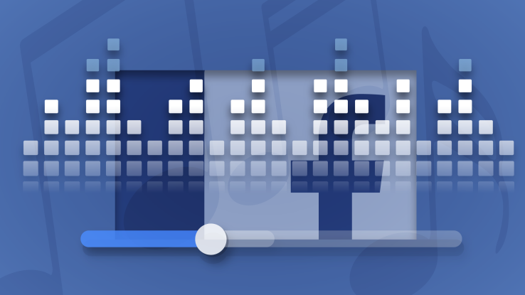 Facebook is pushing record labels to let you soundtrack your videos