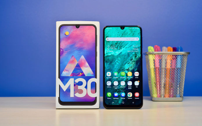 Review: Samsung Galaxy M30s