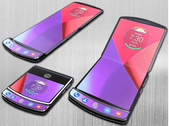 Specs, price and availability of Razr foldable phones: Motorola