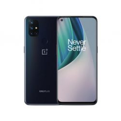 The OnePlus Nord N10 has been revealed, with a 6.49-inch monitor and a fingerprint scanner on the edge.