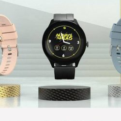In India, the Zebronics ZEB-FIT2220CH smartwatch was released
