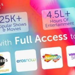 Excitel introduces an OTT entertainment package that includes free access to Zee5, Voot, and others