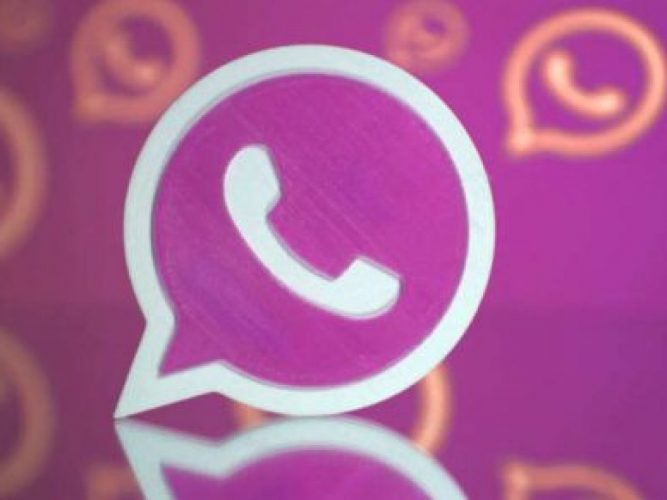 A WhatsApp Pink Scam has been circulating, it is a Fake app that can steal user data and gain access to phones