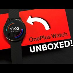 First Impressions of the OnePlus Watch