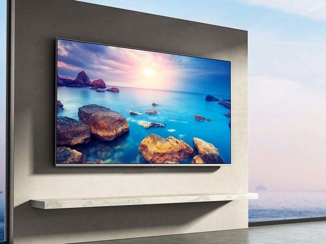 Mi QLED TV 75 Ultra-HD HDR Smart Android TV is now available in India, with a starting price of Rs. 1,19,999