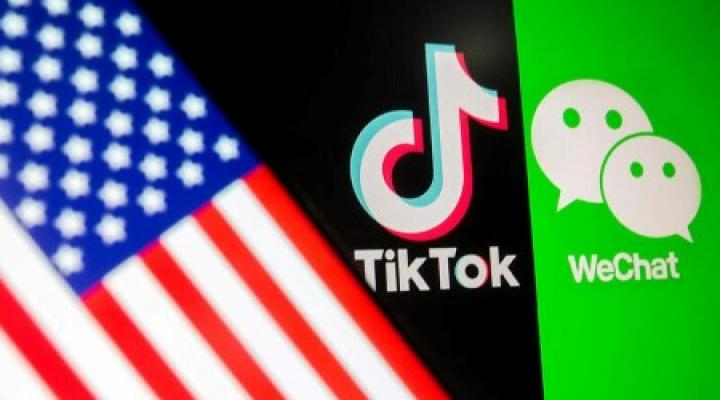The US Commerce Department has removed TikTok and WeChat from the list of prohibited transactions