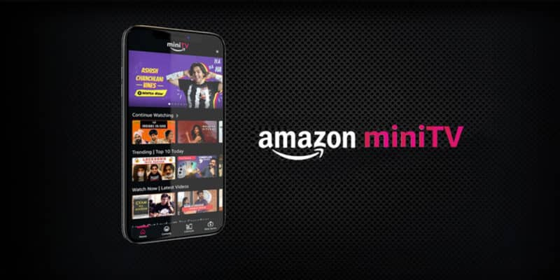 Amazon MiniTV, a free in-app streaming service, has debuted in India