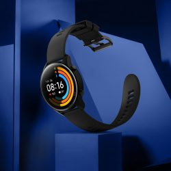 In India, the Mi Watch Revolve Active with SpO2 monitoring and a 14 day battery life has been released