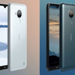 The Nokia C30 specifications and renders have been leaked, with the device rumoured to have a 6.8-inch Full HD+ display