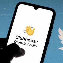 User Screenshots Reveal the Clubhouse's Private Text Messaging Feature