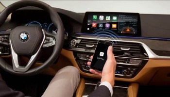 $80 per year for CarPlay access BMW tracks on decisions