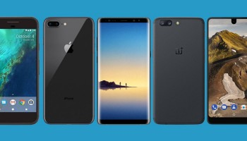 Best Smartphones in India 2018
