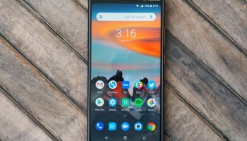 Android 10 update is given to Nokia 7 Plus