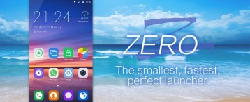 Welcome the new launchers-Zero Launcher and Finger Gesture Launcher